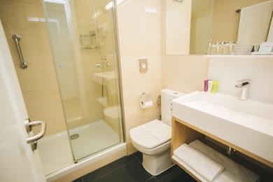 Barthroom shower