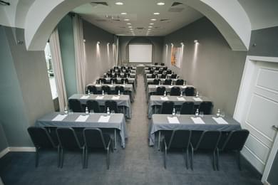 Salon Pollack classroom