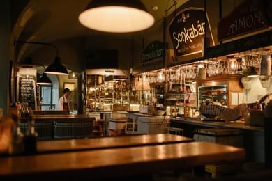 Divin Porcello Ham Bar